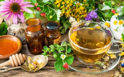 Kräuteröl, ein wertvoller Helfer gegen Grippe