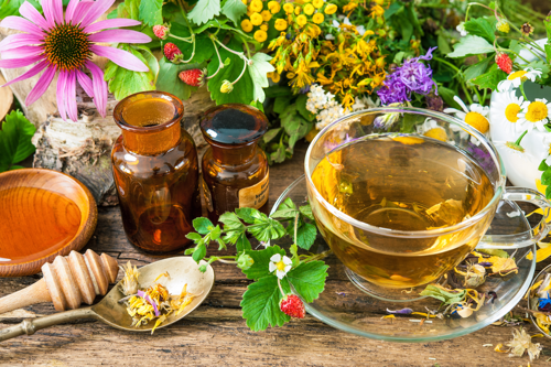 herbix das schweizer kräuteröl kräuter gegen grippe